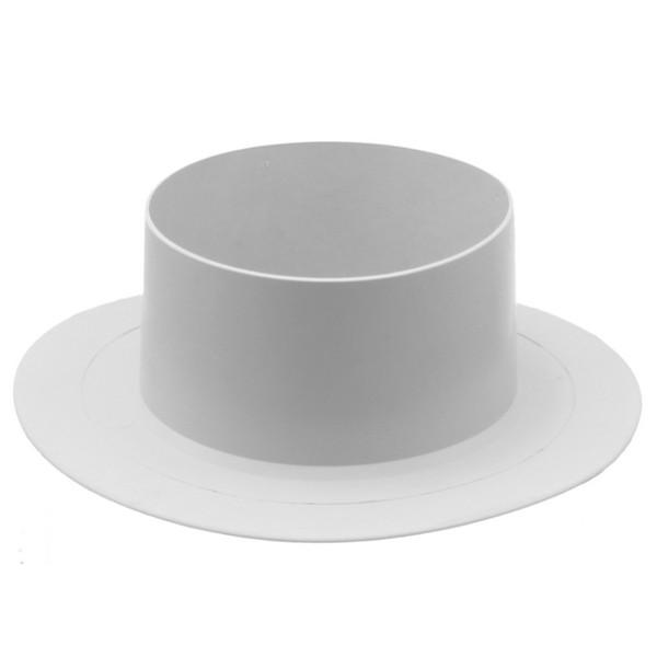 Flat Roof Pipe Collar Pvc Polprofili